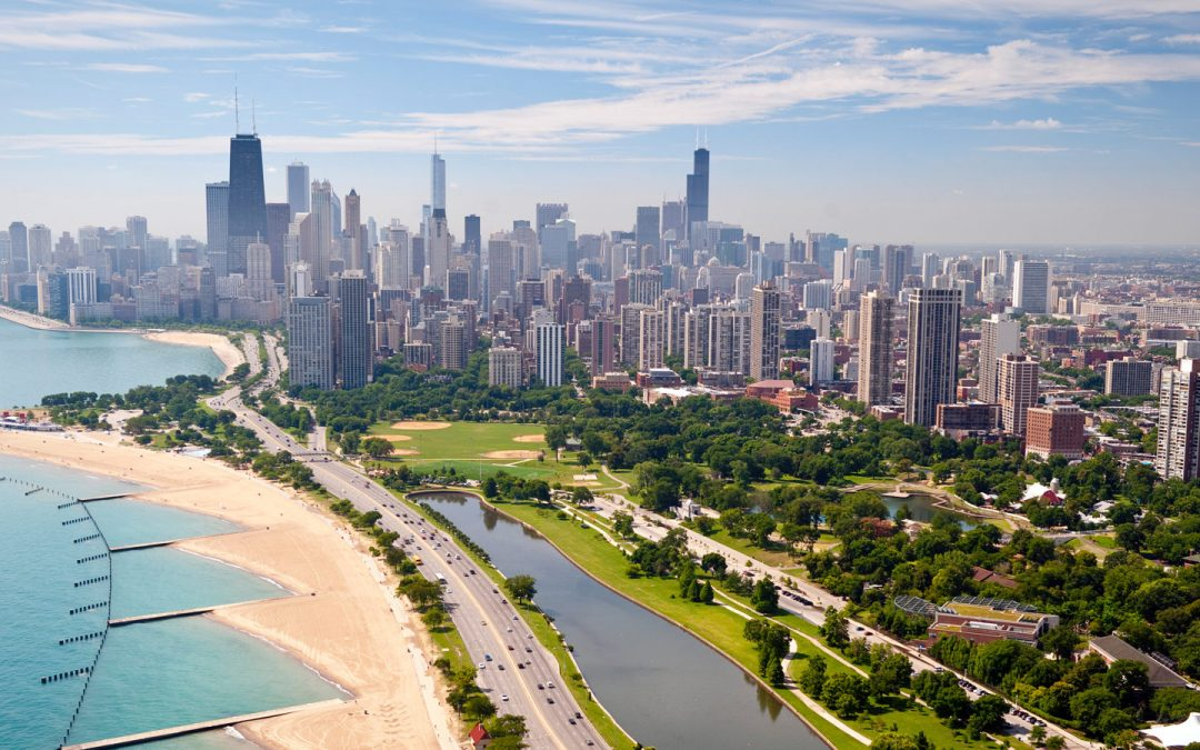 A New Story: How Moving To Chicago, Despite My Fears, Changed The Course Of My Life